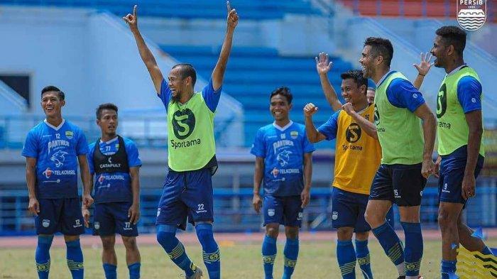 Jadwal BRI Liga 1 Bali United vs Persib, Atep Puji Ritme Permainan Maung Bandung