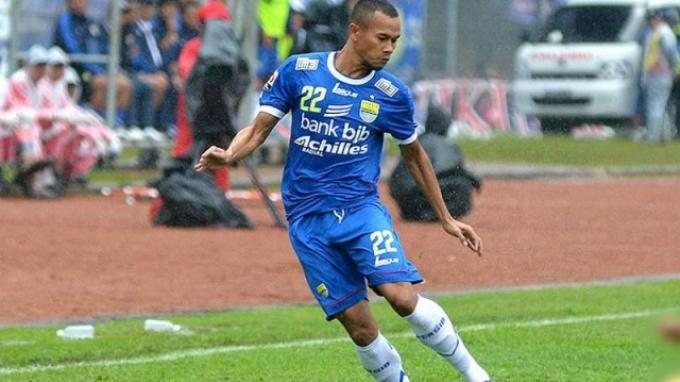 Usianya Kini 33 Tahun, Supardi akan Pensiun di Persib Bandung?
