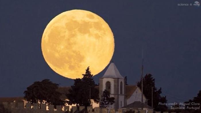 Gerhana Bulan Total 31 Januari Disebut Langka, Ini Penjelasannya