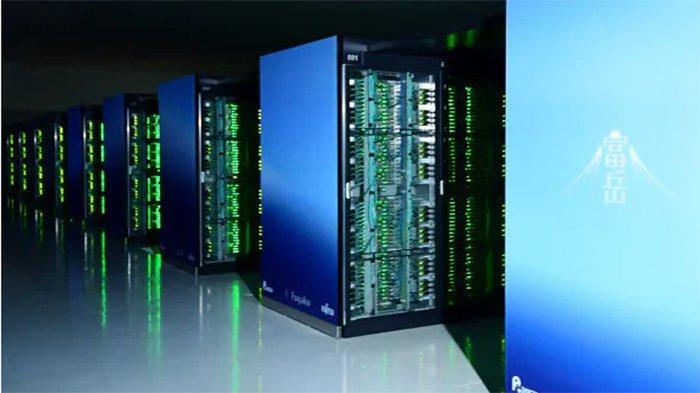 Supercomputer Fugaku buatan lembaga riset terbesar pemerintah Jepang Riken kerjasama dengan Fujitsu Ltd., kemarin (22/6/2020) terpilih oleh peringkat Top500 sebagai komputer tercepat di dunia.