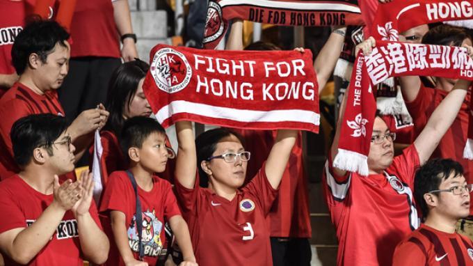FIFA Hukum Hong Kong Karena Suporter Hina Lagu Kebangsaan China