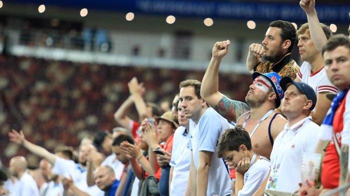 George dan Joe Fans Inggris Tapi Pilih Dukung Kroasia