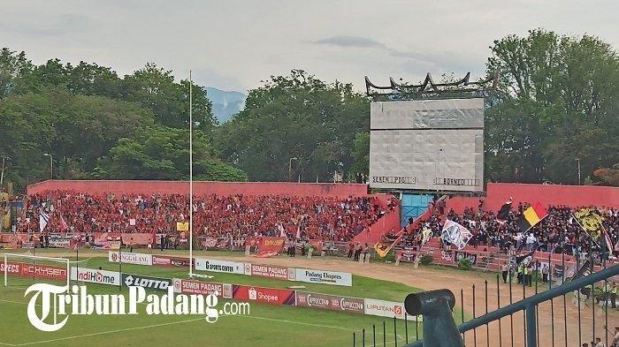 Latihan Perdana Semen Padang FC Belum Pasti, Tunggu Hasil Swab Para Pemain