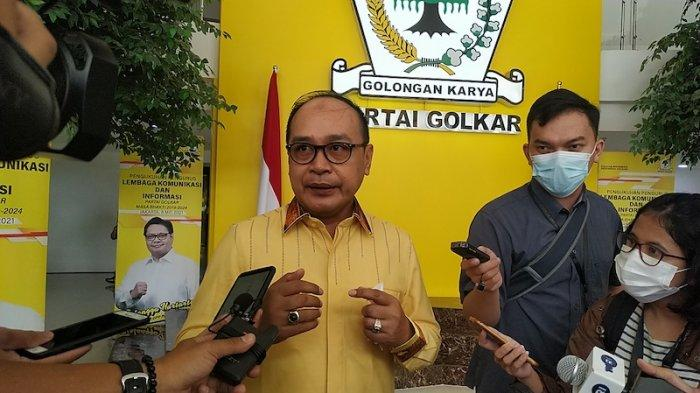 Ketua Badan Advokasi Hukum dan HAM (Bakumham) DPP Partai Golkar Supriansa