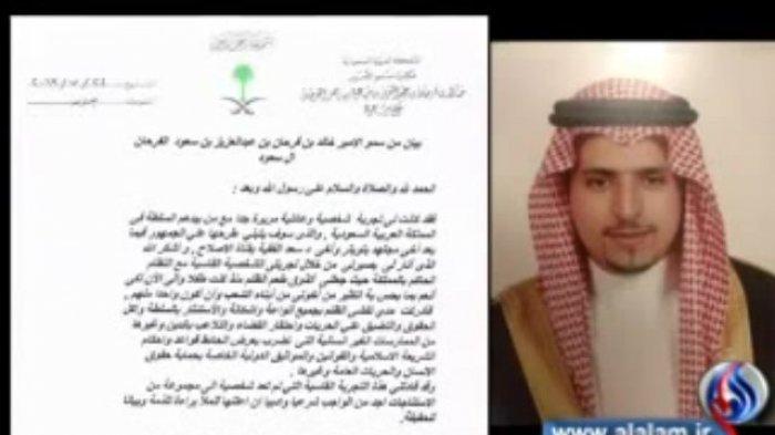 Pangeran Arab Saudi Serukan Kudeta untuk Raja Salman, Ini Alasannya