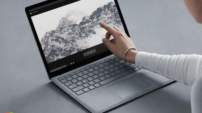 Microsoft Surface Laptop 2 Resmi Dirilis, Banderolnya Rp 14,5 Juta