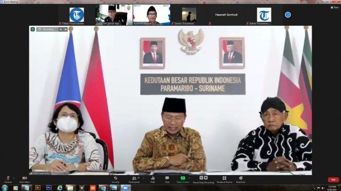 Dubes RI: Umumnya Masyarakat Jawa di Suriname Berprofesi Sebagai Pegawai Negeri