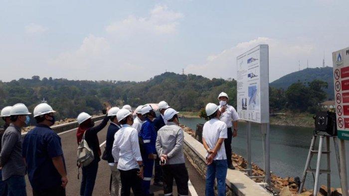 Survei Penajaman Pemetaan Geologi Ke PJT II Dilakukan Inuki dan Wika Beton