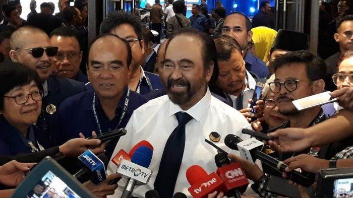 Peneliti LIPI Tidak Yakin Surya Paloh Akan Maju Jadi Calon Presiden Pada 2024
