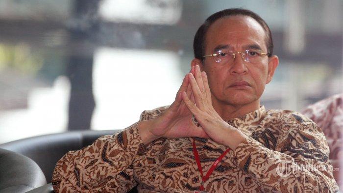 Suryadharma Ali Setuju PPP Titip Kader di Gerindra