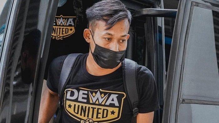 Persis Solo Dihuni Pemain Berkualitas, Gelandang Dewa United FC Penasaran