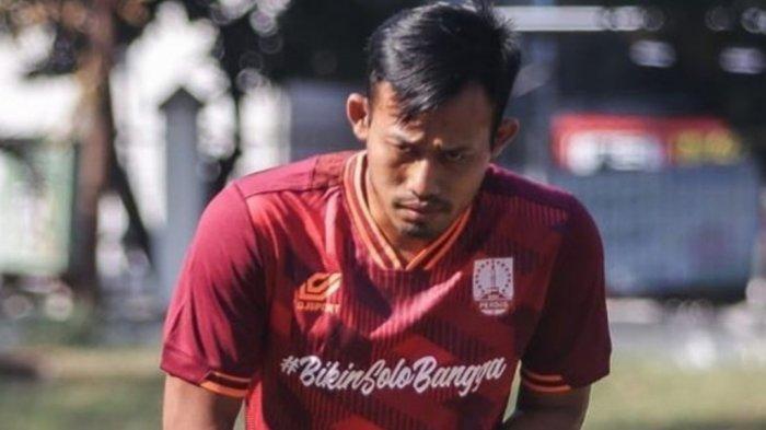 Gelandang Persis Solo ini Ajak Seluruh Suporter Sukseskan Piala Menpora 2021