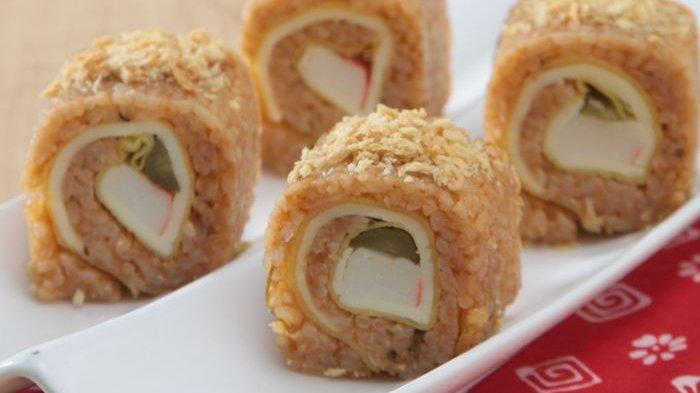 Sushi Omurice, Nasi Goreng Versi Fancy Pas untuk Bekal si Kecil