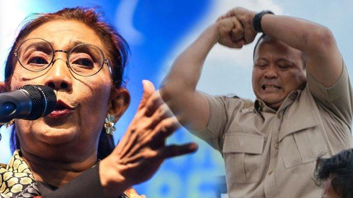 Menterinya Disindir Susi Pudjiastuti, Jokowi Angkat Bicara