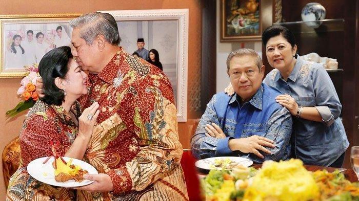 Nostalgia, SBY Kenang Mendiang Ani Yudhoyono Lewat Unggahan Foto Lawas saat Pertama Kali Bertemu