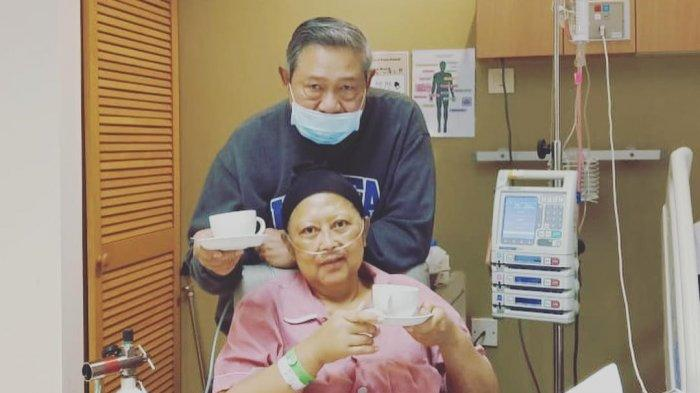 Terlihat Kurus, Ani Yudhoyono Wajib Konsumsi Makanan Sehat dan Hindari Makanan Olahan Kesukaan Anak