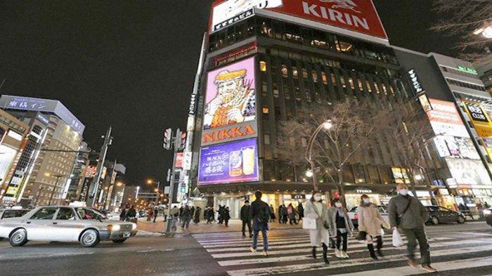Oppai Pub Susukino Hokkaido Jepang Bawa Sensasi Baru Antisipasi Corona