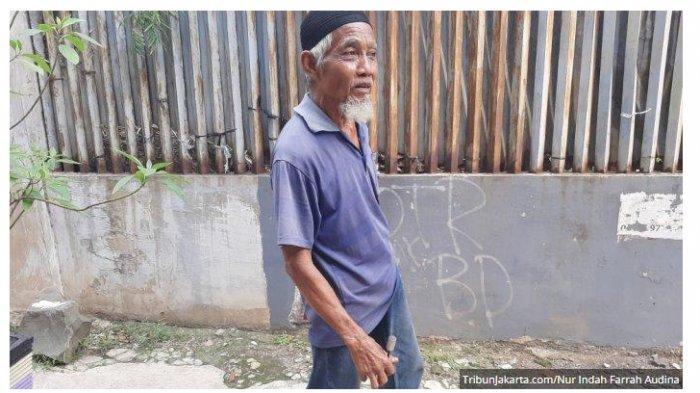 Cerita Kakek Sutrisno, Mengisi Waktu Jadi Pencari Paku untuk Hilangkan Rindu Kepada Anak dan Cucu