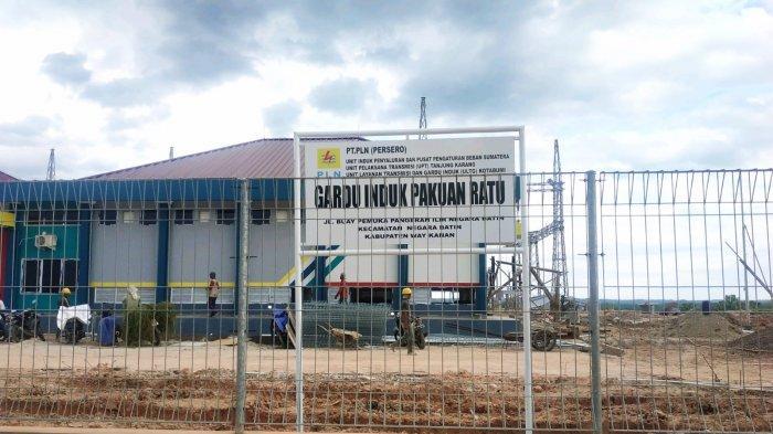 SUTT dan Gardu Induk Pakuan Ratu Mulai Beroperasi, PLN Berharap Bisa Dongkrak Ekonomi Lampung