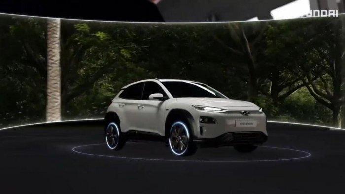 Cukup Rp 600 Jutaan Bisa Bawa Pulang SUV Listrik Hyundai Kona