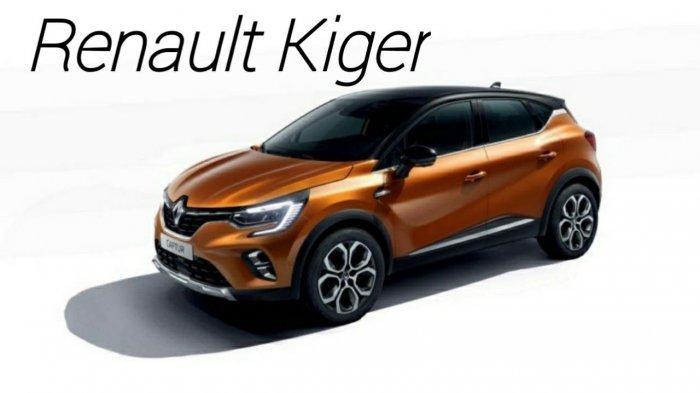 Selain Low MPV Triber, Renault Juga Ancang-ancang Jual SUV Kiger di Pasar Indonesia