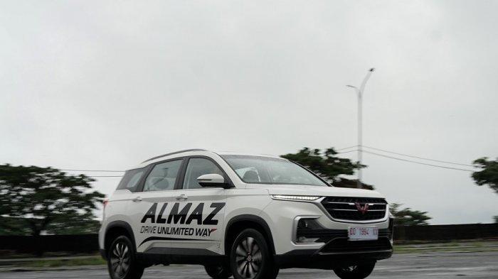Daftar Lengkap Harga Baru Wuling Almaz RS dan Cortez CT Series dengan PPnBM Bulan Juni 2021