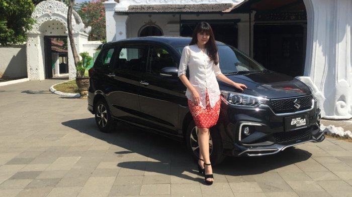 Suzuki All New Ertiga Sport di Keraton Kasepuhan Cirebon