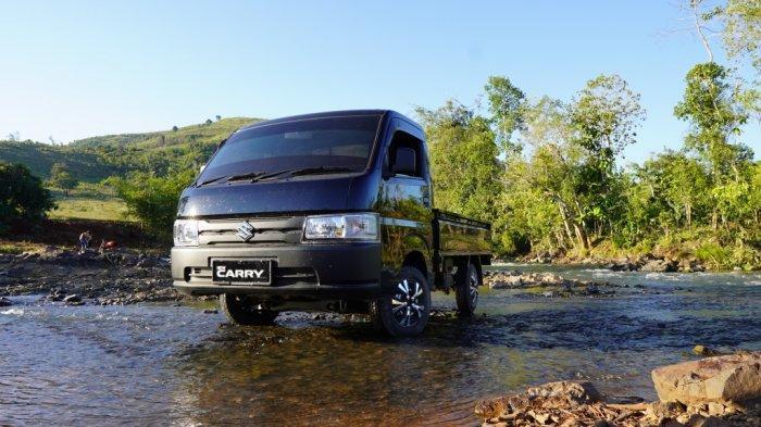 Terjual 15.021 Unit Hingga Mei, Suzuki Carry Pikap Diklaim Cocok untuk UMKM