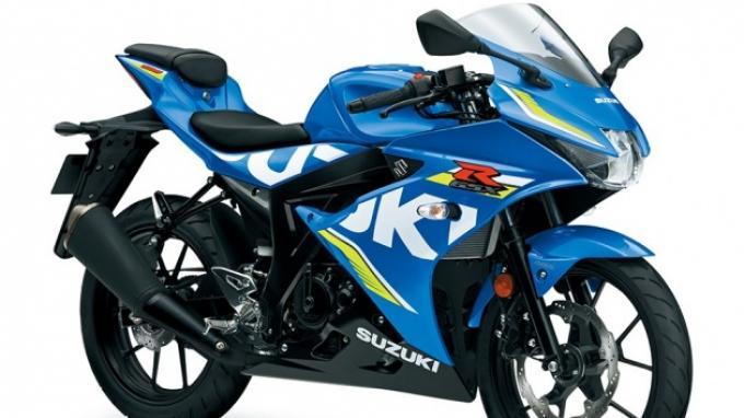 Ternyata Fisik dan Mesin Suzuki GSX-R125 ABS Persis Satria F150
