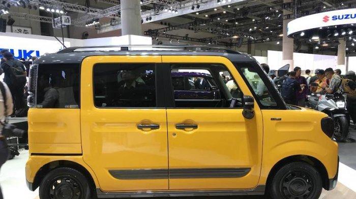 Alasan Mobil Imut Lebih Laris di Jepang