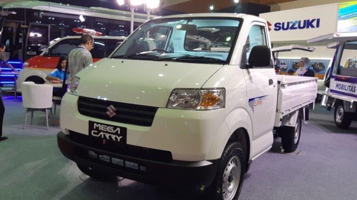 Disegarkan Pick Up Suzuki Mega Carry Tersedia Dalam Dua Ukuran Tribunnews Com Mobile