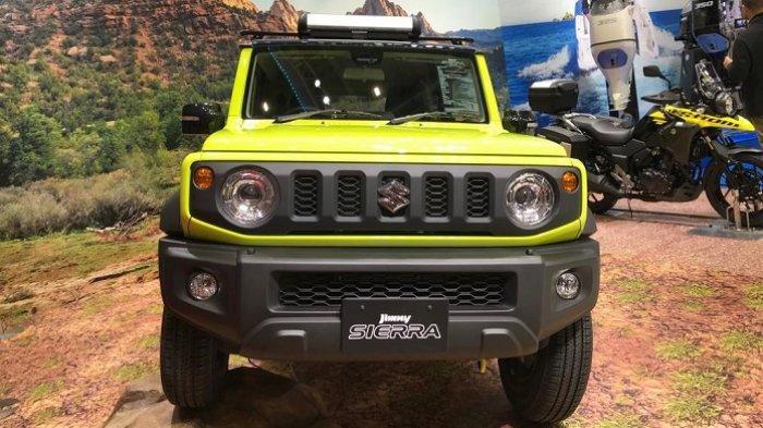 Tahun 2021, Harga Suzuki Jimny Sentuh Rp 411 Juta