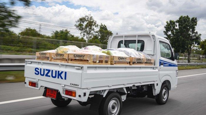 New Carry Jadi Penguasa Pasar Absolut di Segmen Pick Up 1 Ton