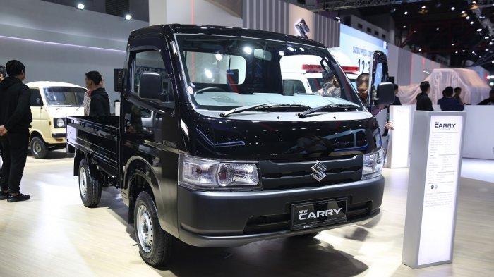 64 Persen Penjualan Suzuki di Oktober Berasal dari Pick Up New Carry
