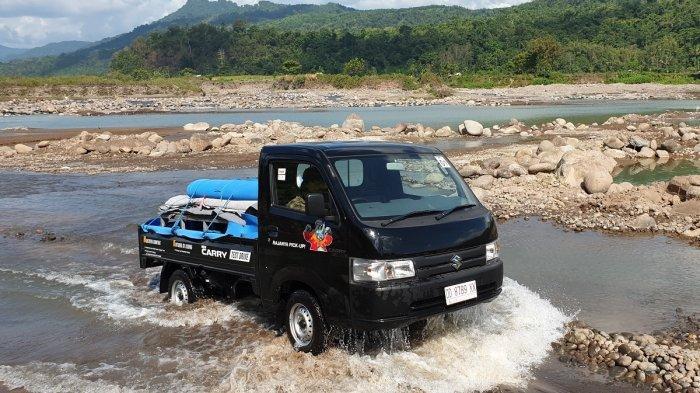 Penjualan Suzuki Mulai Pulih, Wholesales Tumbuh 60 Persen di November