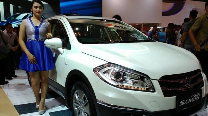 Suzuki S-Cross Diajak 'Blusukan' di 15 Kota