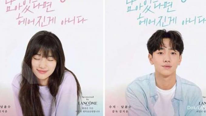 Duet Suzy dan Nam Yoon Soo Tampil Mesra di Teaser Teaser Live Your Strength