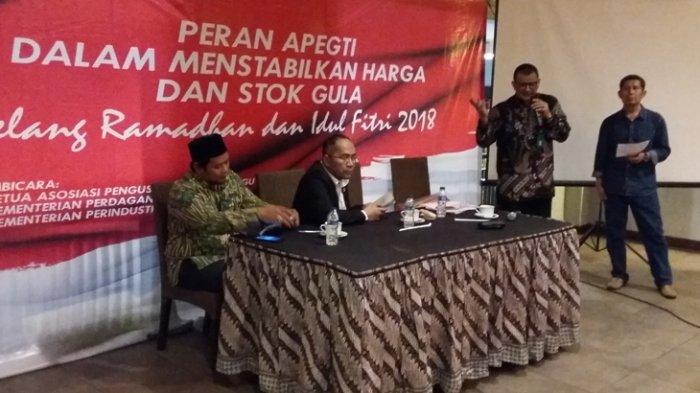Asosiasi Pengusaha Gula dan Terigu Indonesia Siap Jadi Mitra Pemerintah Mengawasi Harga Gula