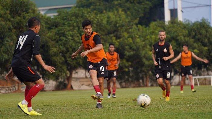 LINK Live Streaming TV Online Borneo FC vs Persija Piala Menpora 2021 di Indosiar Malam ini