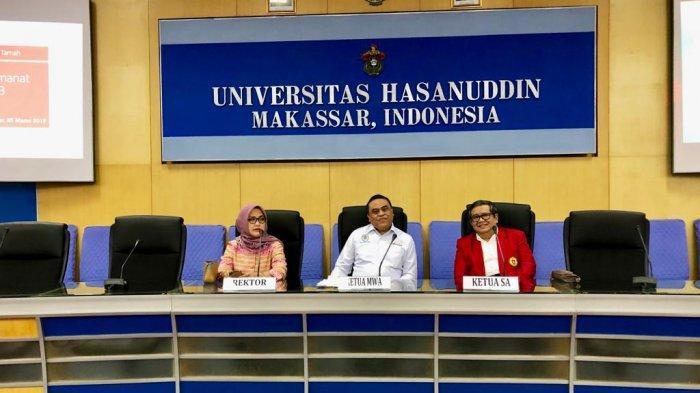Syafruddin Paparkan Tiga Syarat Agar Perguruan Tinggi Jadi Universitas Berkelas Dunia