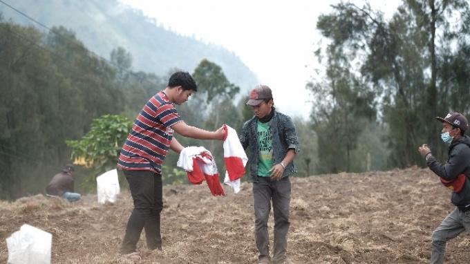 Syandria dan Syahandra Kameron Ajak Kaum Milenial Gunakan Hak Pilih di Pilkada Jawa Timur