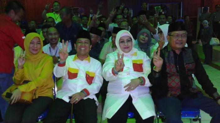 BREAKING NEWS: Wakil Bupati Batanghari Jambi, Sofia Joesoef Fattah Meninggal Dunia