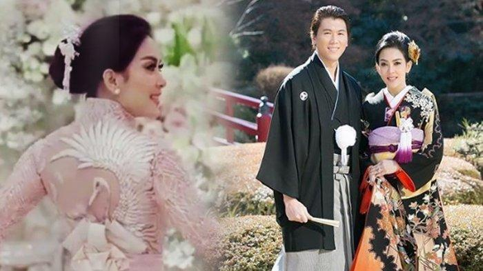 Makna Tersirat dari Gaun dan Kimono yang Dipakai Syahrini, Ungkap Status Pernikahan Hingga Harapan