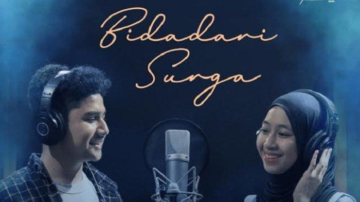 Syakir Daulay dan Adiba Uje berduet menyanyikan lagu