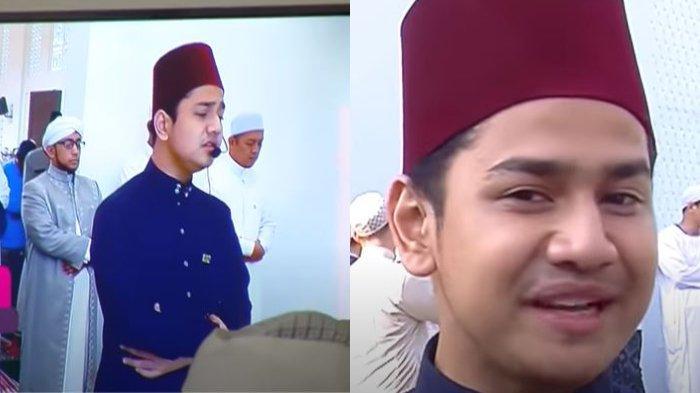 Perdana Jadi Imam Shalat Idul Fitri, Syakir Daulay Ngaku Deg-degan