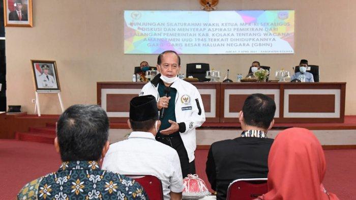 Pemerintah Targetkan Pertumbuhan Ekonomi 7%, Wakil Ketua MPR : Harus Realistis