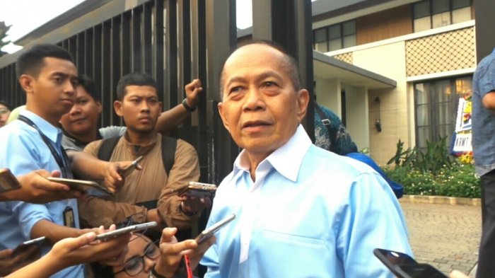 TGB Dukung Jokowi, Syarief Hasan: Dia Masih Tetap Kader Demokrat