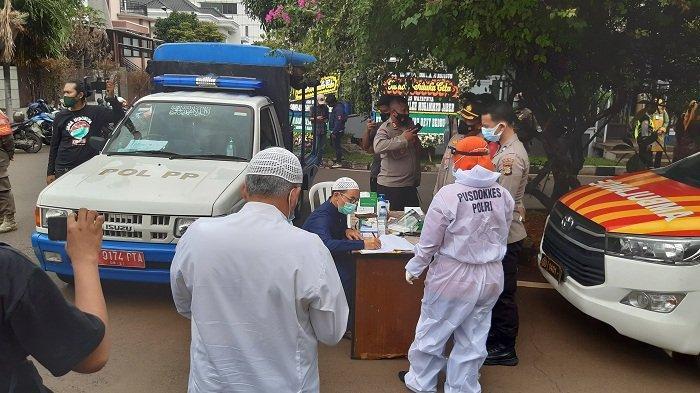 Kerabat yang Hendak Melayat Almarhum Syekh Ali Jaber Harus Jalani Rapid Antigen