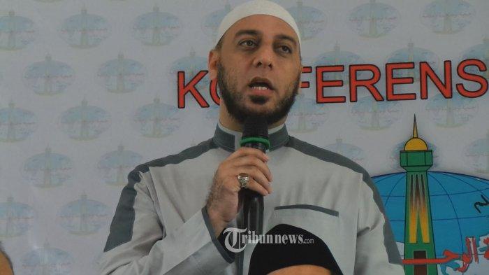 Profil Syekh Ali Jaber yang Terpapar Covid-19, Sempat Jadi Korban Penusukan Saat Isi Pengajian