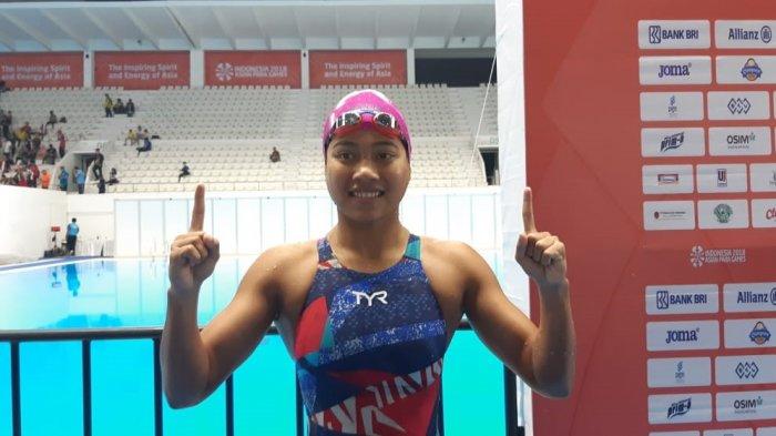 Syuci Indriani Tutup Asian Para Games 2018 Dengan Raihan Medali Emas Kedua